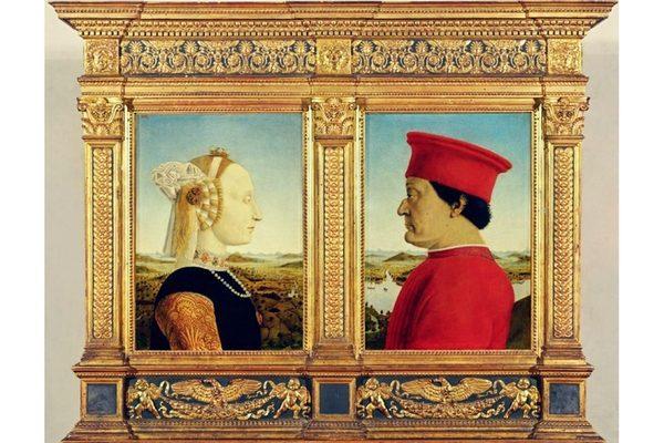 I Duchi di Urbino - Piero della Francesca