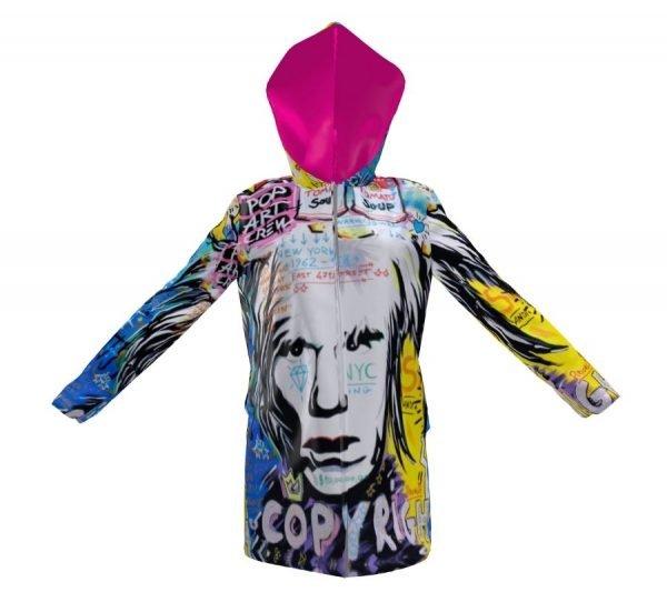The Factory_ rain jacket front_artemperature
